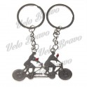 Magical Couples Bicycle Keychains (2-Piece Set)