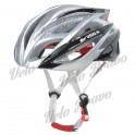 KUYOU KY-009 Protective 21-vent PC + EPS Helmet for Cycling - White + Black