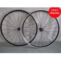Super light 22mm alloy road bicycle wheel road 700c 20/24 holes